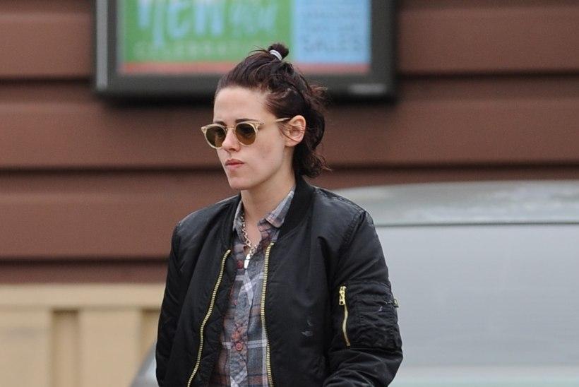 Kristen Stewart musitas pesumodelliga