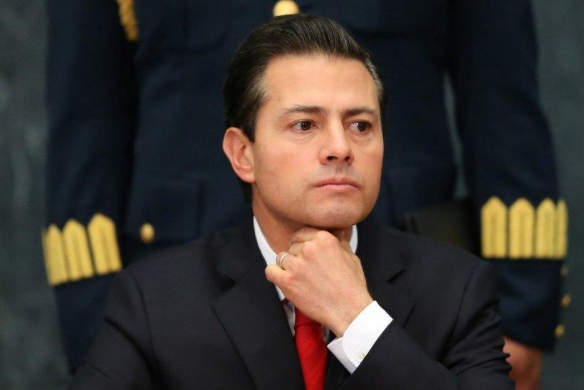 Mehhiko pole nõus Trumpi piirimüüri eest maksma