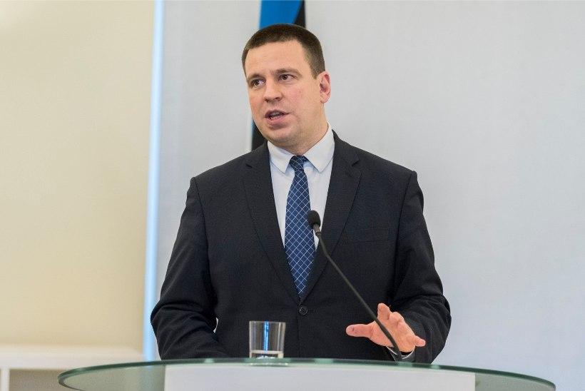 Valitsus kiitis Rail Balticu kokkuleppe allkirjastamise heaks