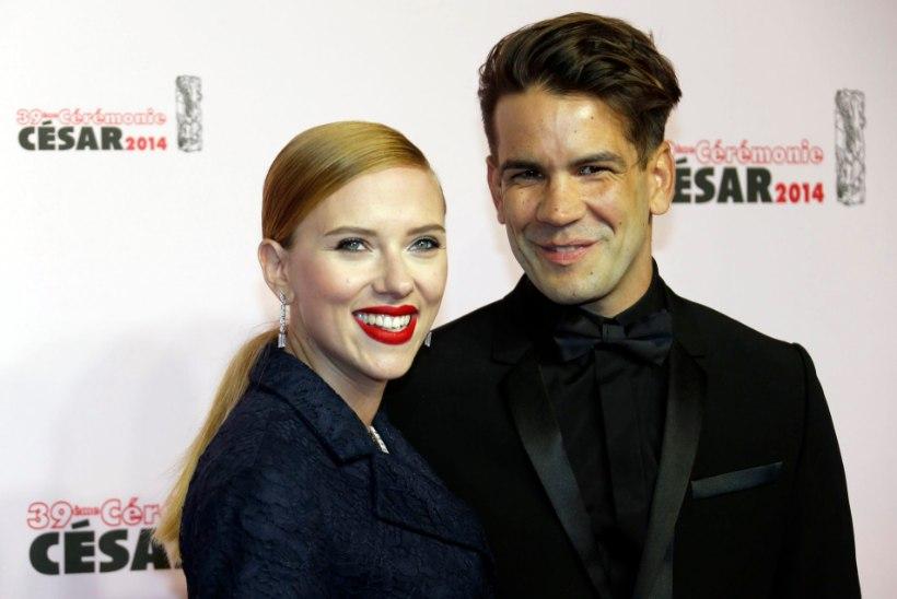 Scarlett Johanssoni teinegi abielu on purunenud