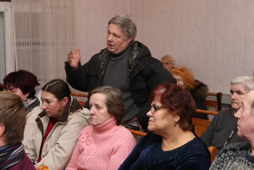 Savisaare toetajad lähevad Võrus valimistele oma nimekirjaga