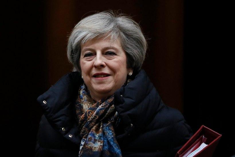 Briti peaminister plaanib Trumpiga kohtudes rõhutada USA ja Ühendkuningriigi vana sõprust