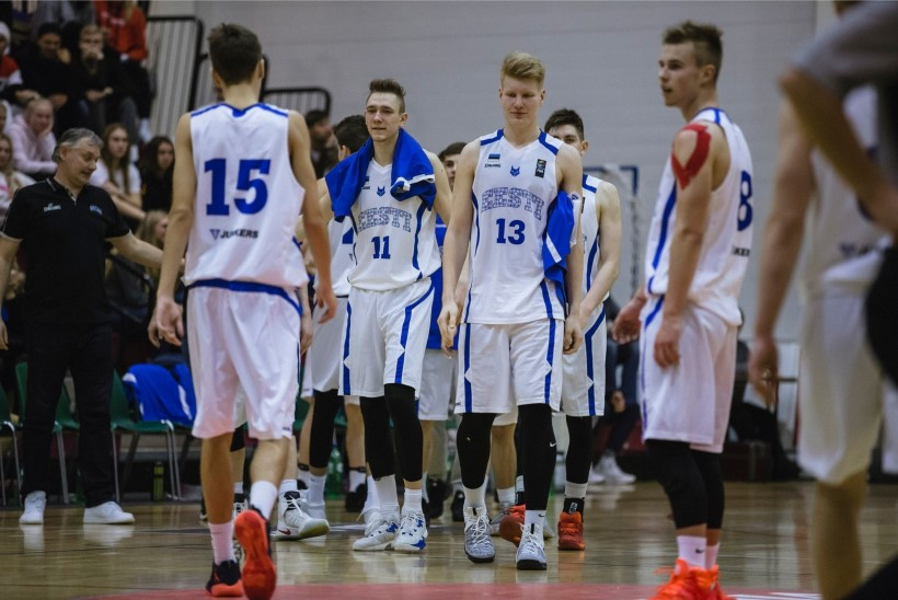 Eesti U18 korvpallurid said koduseks EMiks hea loosi