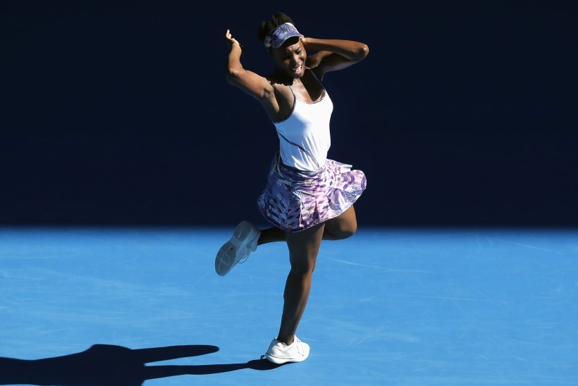 Venus Williams – hirmsa haiguse kiuste jälle finaalis!