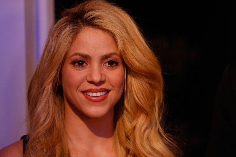 MÄLUMÄNG    Tänane sünnipäevalaps on Shakira