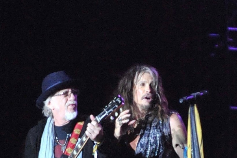 Aerosmithi muusik ei mõista, miks bänd hüvastijätuturneed alustab