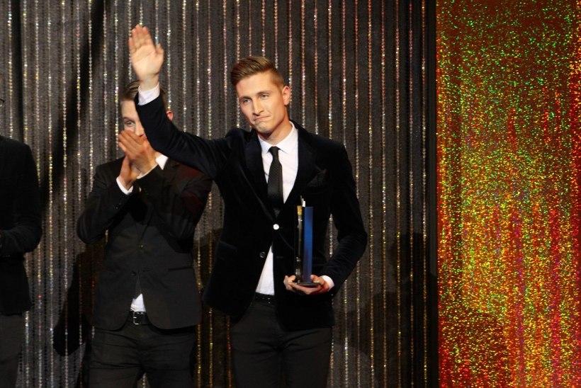 ÕHTULEHE VIDEO | Kolm auhinda saanud Karl-Erik Taukar: võrreldes kahe aasta taguse ajaga olen ma muutunud vähem enesekindlaks...