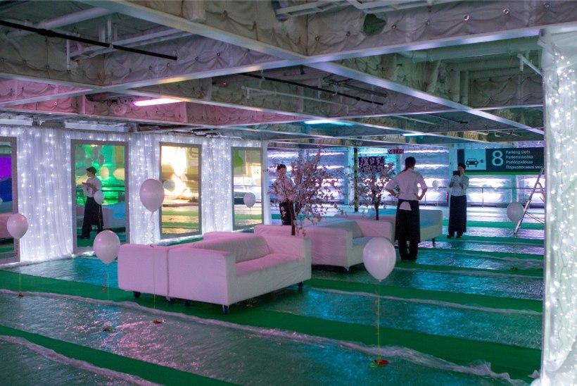 MEGAGALERII JA VIDEO: Tallinki Megastari reisijateala