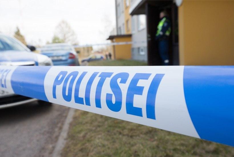 Purjus plika hammustas politseinikku