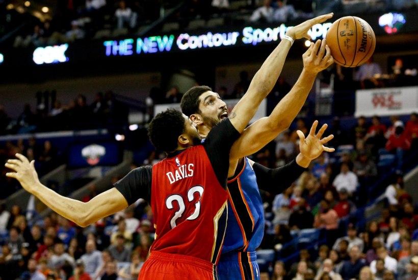 VIDEO | TULE TAEVAS APPI! NBA tähtmängija lõi vihahoos pinki ning murdis käeluu