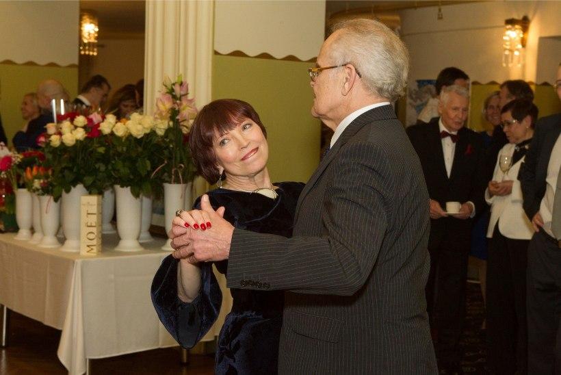 GALERII   Kersti Kreismanni 70 aasta juubel Draamateatris