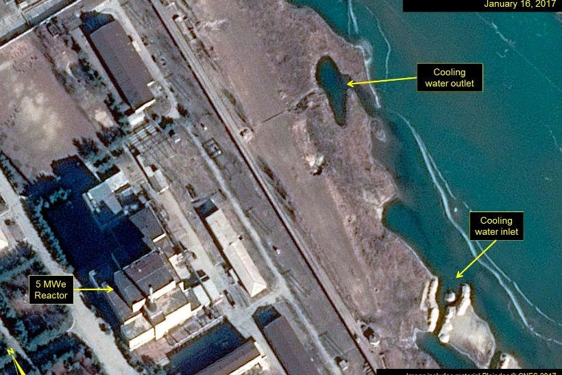 Põhja-Korea pani oma tuumareaktori tööle ja toodab pommimaterjali
