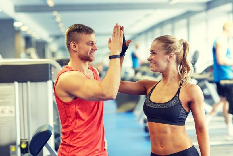 8 põhjust, miks peaksid lihastreeningut tegema