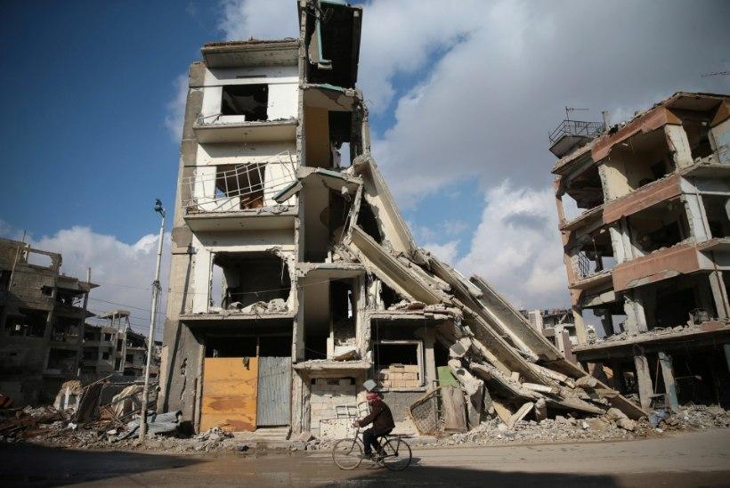 Süüria mässulised ähvardavad rahukõnelusi boikotiga