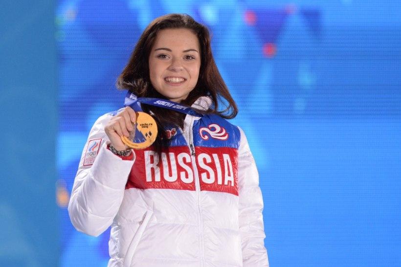 Venemaad ähvardab skandaaliga võidetud olümpiakullast ilmajäämine