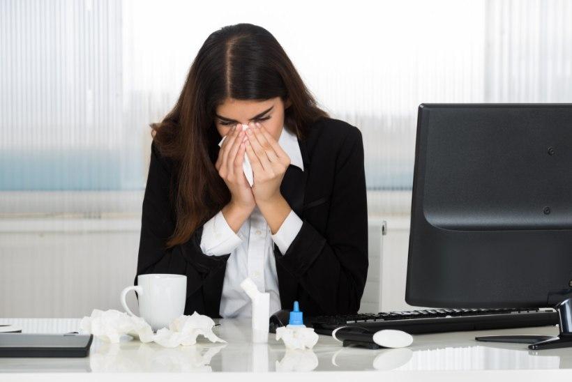 Jaanuaris haigestunute töövõimetushüvitise väljamaksmine viibib teadmata aja