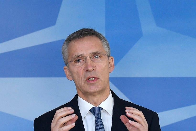 Stoltenberg: Venemaa meid otseselt ei ohusta