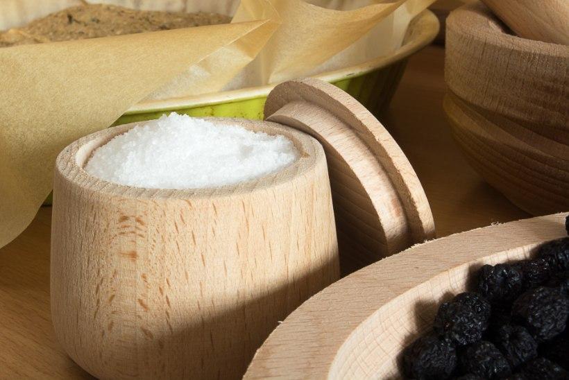 Armastad soolast toitu? PEA PIIRI ja naudi korras tervist