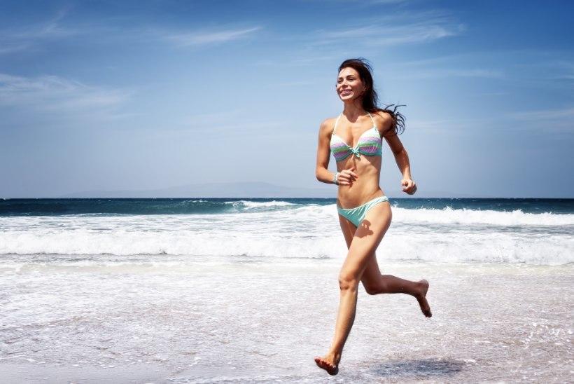 Trimmi oma nahka – väheneb kehaümbermõõt ja tselluliit