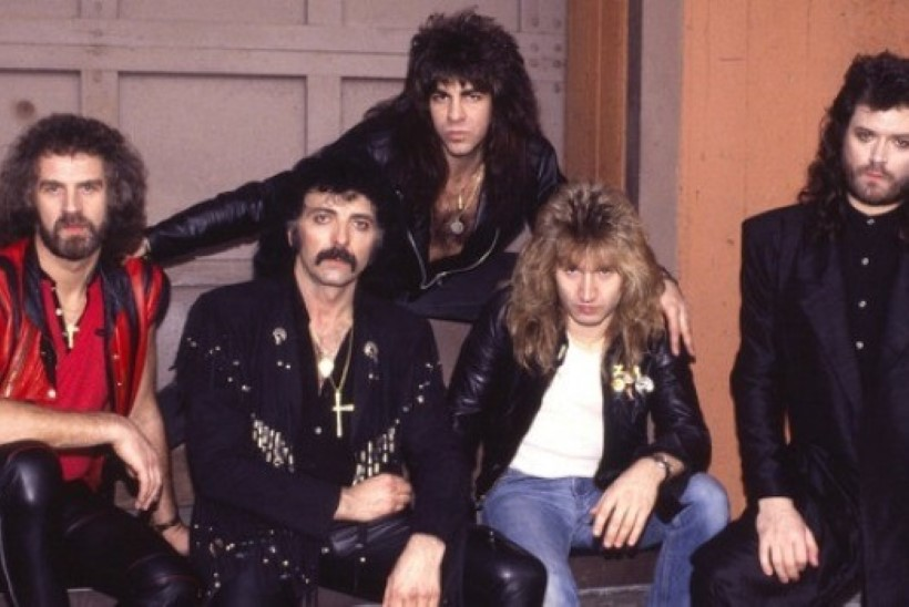 Suri Black Sabbathi kauane klahvpillimängija