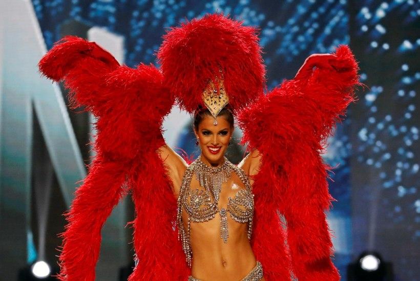 Miss Universum: võitlen tervete hammaste eest!