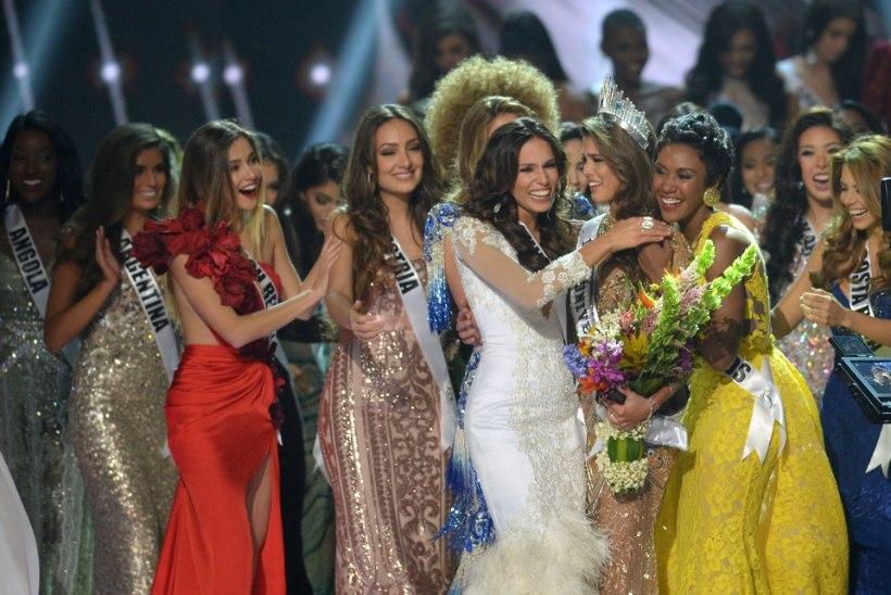 FOTOD | Miss Universumiks krooniti prantslanna