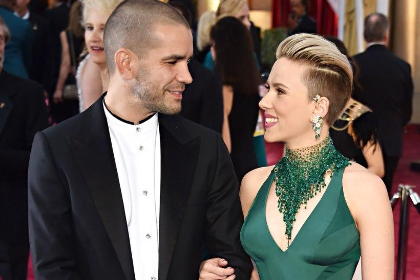 NIGEL ARMUÕNN: Scarlett Johanssoni teine abielu purunes