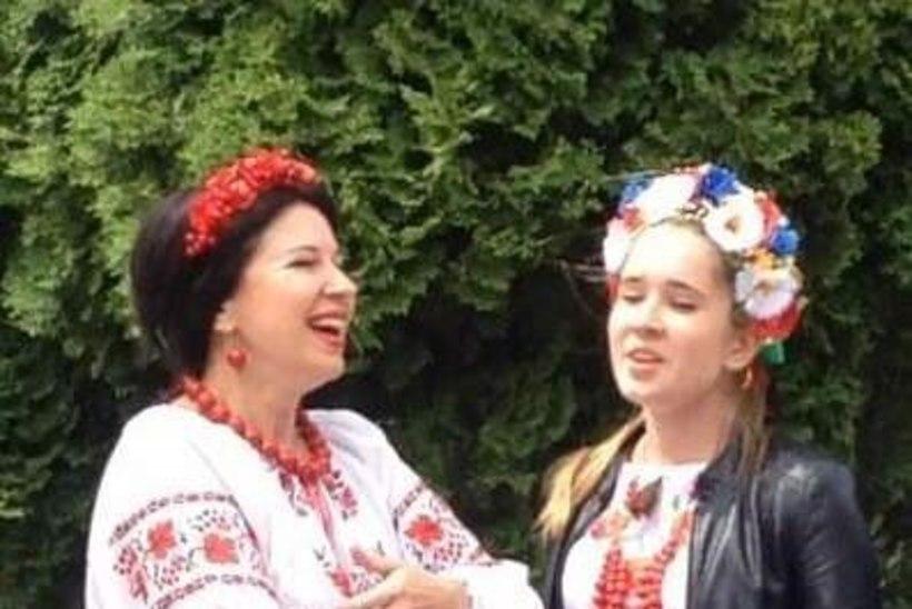 Eurovisioni tänavune logo kujutab Ukraina kaitseamuletti