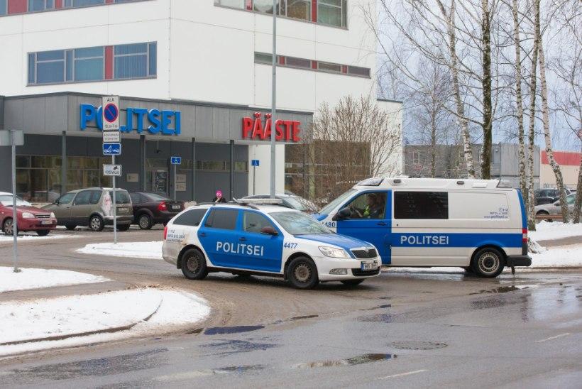 Märul Narvas: põgenevad pätid ründasid arestimaja töötajat