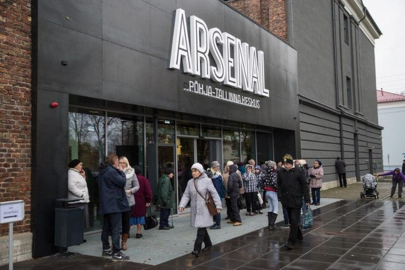 Advokaatidest omanikud: Arsenali keskuse osaluse ostuks võtsime raha omast kotist!