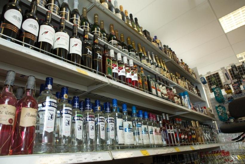 Vambola Paavo | Tants alkoholiaktsiisi tõstmise ümber