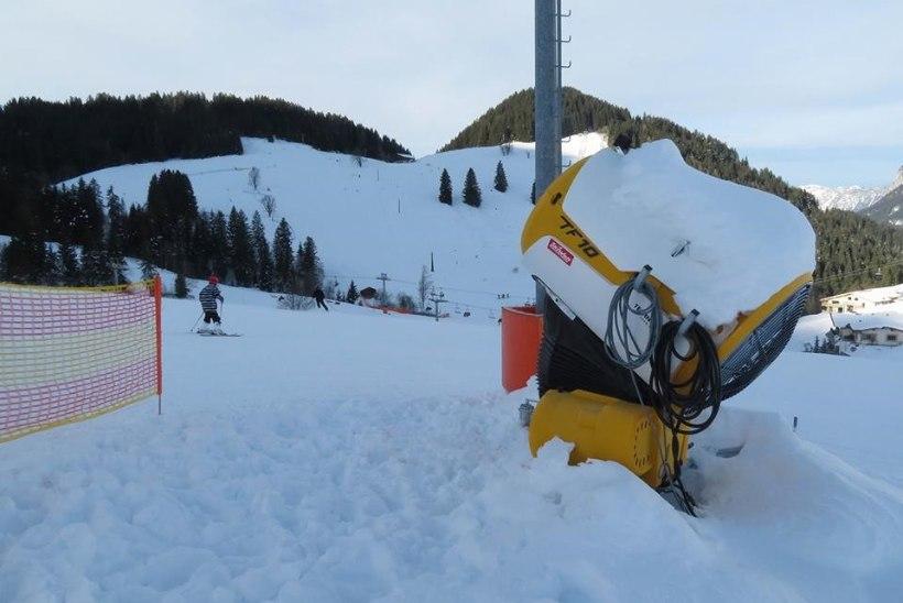 Austria Alpides hukkus kuueaastane suusataja