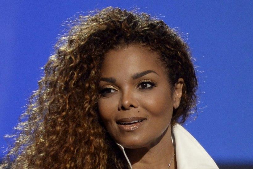 50aastane Janet Jackson sai esimest korda emaks