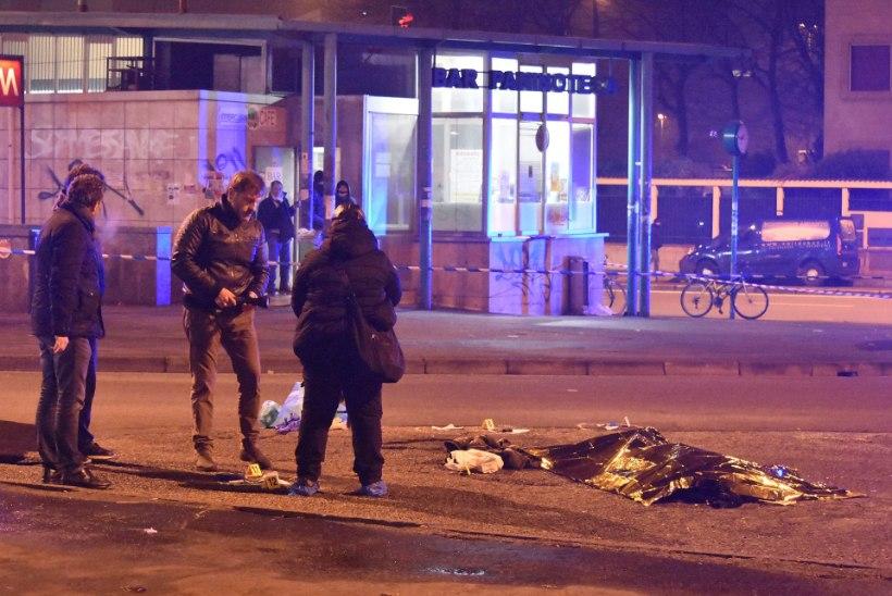 Berliini terrorirünnaku korraldaja kasutas Berliinis ja Milanos sama relva