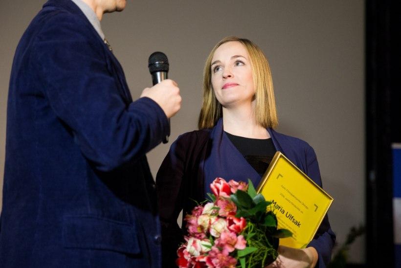 """Neitsi Maali laureaat Triin Ruumet: """"Vahetevahel meeldib mulle ka ropendada!"""""""