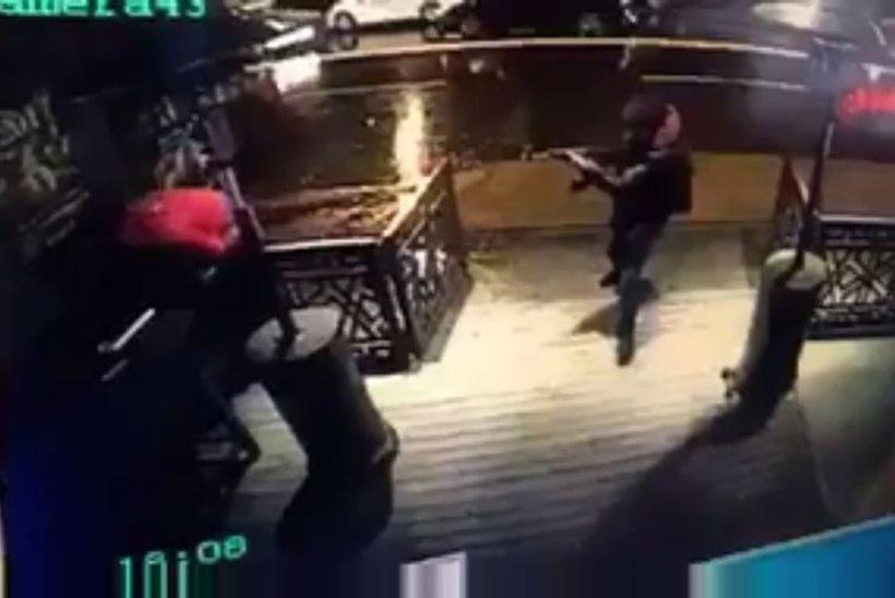 Türgis käib enneolematu jaht Istanbuli ööklubimõrvarile
