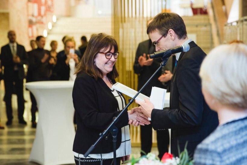 Välisministeeriumi kultuuripreemiad läksid disainerile ja arhitektile