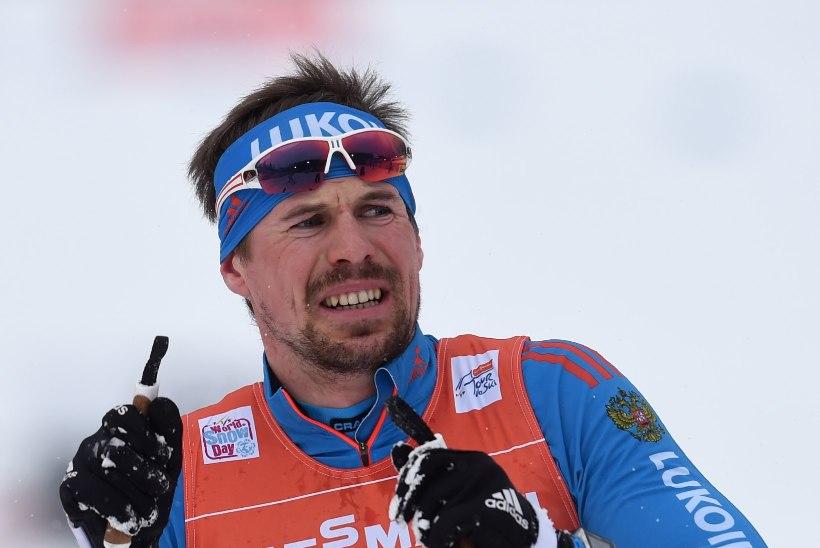 Tour de Ski jätkub Venemaa suusamehe ülemvõimu tähe all