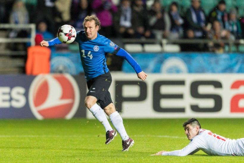 2016. aastal lõid eestlased 32 välismaa meistriliiga väravat