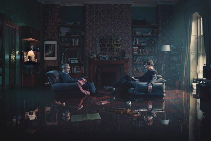 """Kas neljas """"Sherlocki"""" hooaeg jääb Cumberbatchile viimaseks?"""