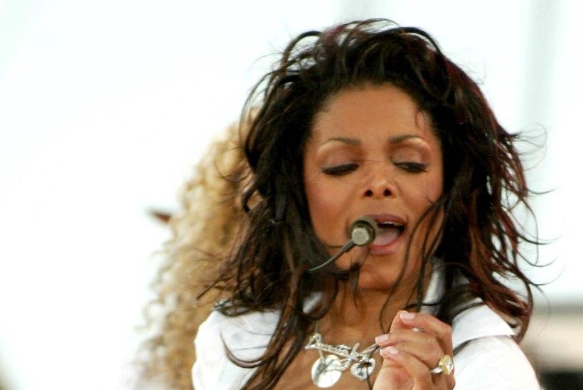 Janet Jacksonist on saanud moslem?