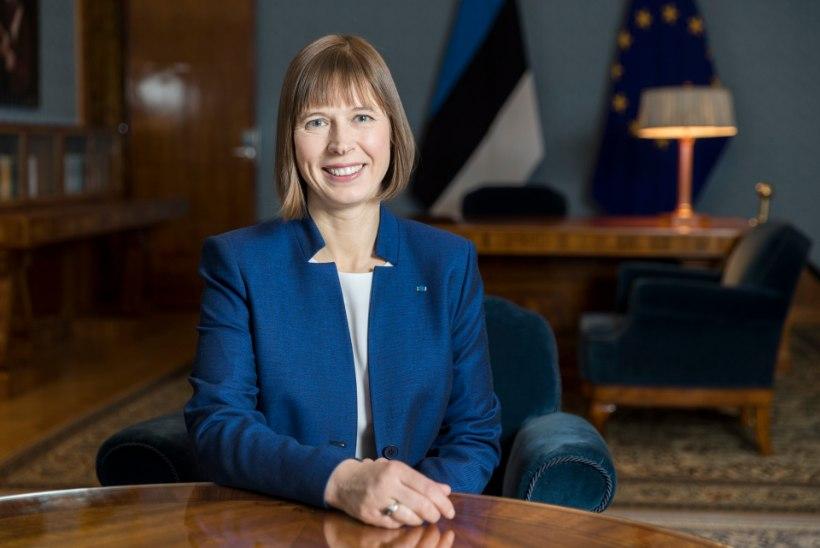 Presidendi uusaastatervitust jälgis ligi pool miljonit eestimaalast