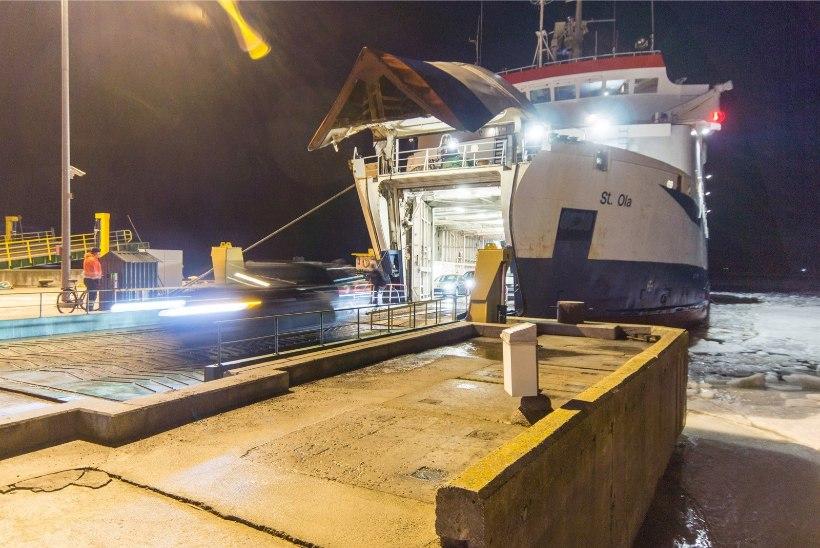 Väinamere Liinid: St. Ola arestimine on riigi põhjendamatu jõudemonstratsioon
