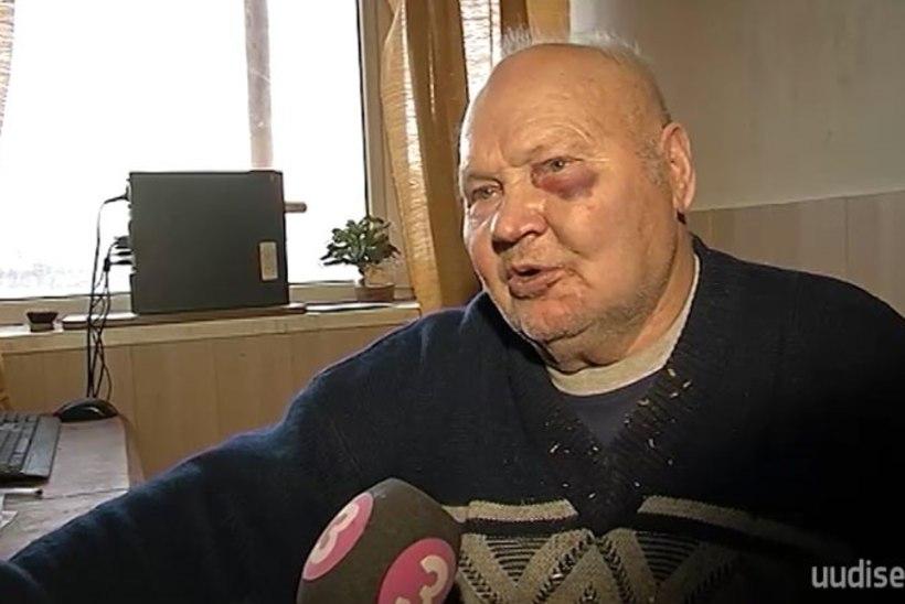 TV3 VIDEO | Kolga-Jaani vallas nõudsid röövlid vanahärralt peksuga raha