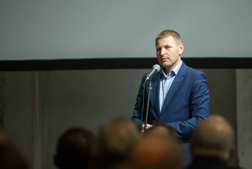 Hanno Pevkur | Vahel tuleb kukkuda, et tõusta kõrgemale