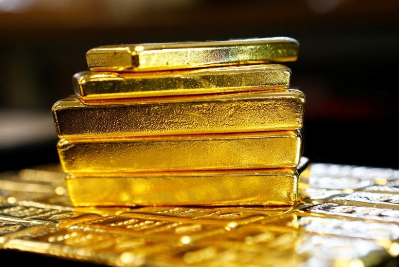 Lennureisija pärakust leiti 1,2 kilogrammi kulda