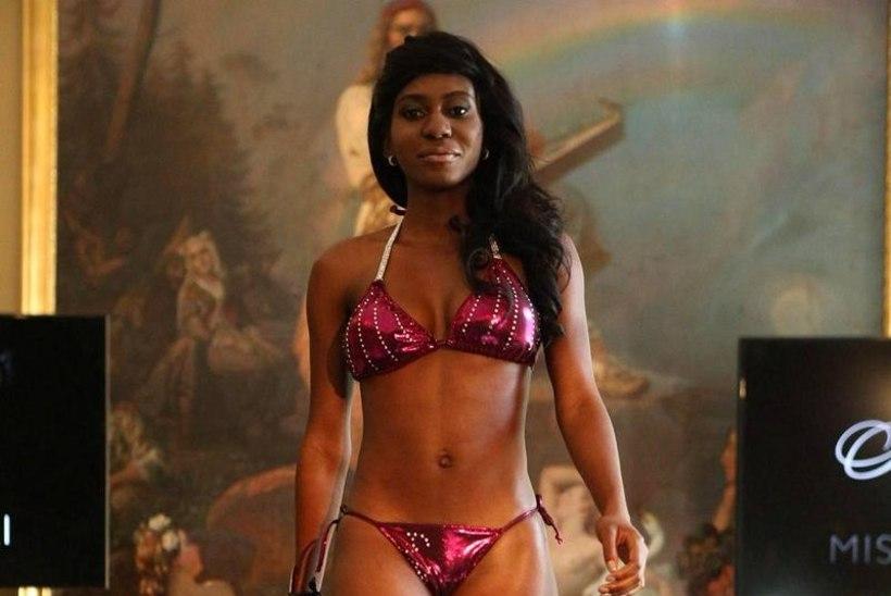 Miss Helsingiks valiti mustanahaline iludus