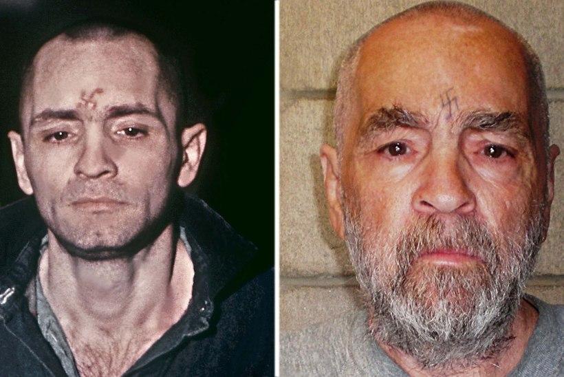 Charles Mansoni tegemised vanglas: voodoo-nukud, relvad ja saeterad