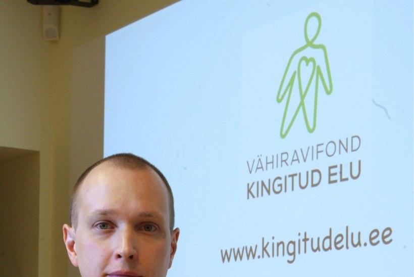 """Vähiravifond """"Kingitud elu"""" kogus detsembris annetustena rekordilised 225 000 eurot"""
