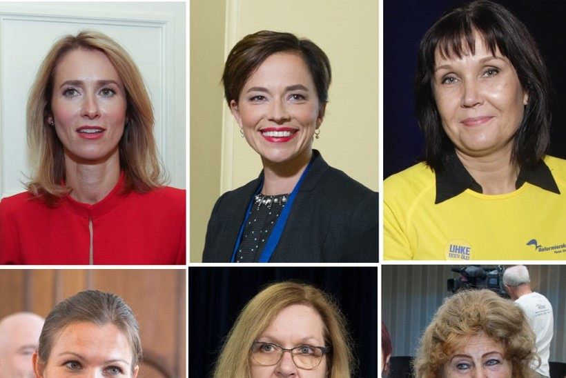 Reformierakonna vägevamad naised tahavad partei esimeheks Hanno Pevkurit